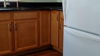 'L' shaped Kitchen Remodel