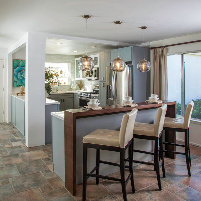 Modern Santa Fe Kitchen | Oceanside, CA