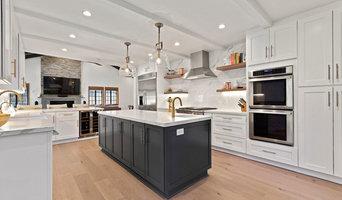 La Canada tiles, quartz and wood floors