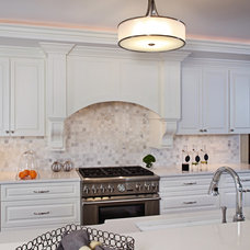 Traditional Kitchen by AK Design and Accents