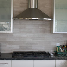 Contemporary Kitchen by Cabochon Surfaces & Fixtures