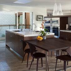 Modern Kitchen by Hulton Development, Inc.