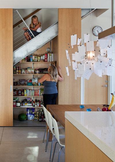 Contemporary Kitchen by domusstudio architecture