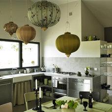 Contemporary Kitchen by Natasha Barrault Design