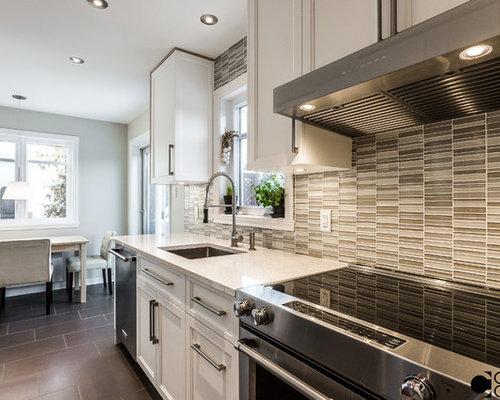 kleine skandinavische k chen ideen design bilder houzz. Black Bedroom Furniture Sets. Home Design Ideas