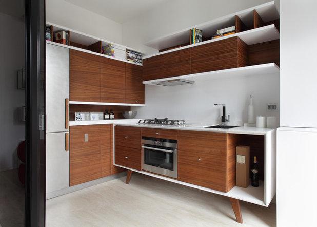 Pro e contro di una cucina in legno - Sostituire ante cucina ...
