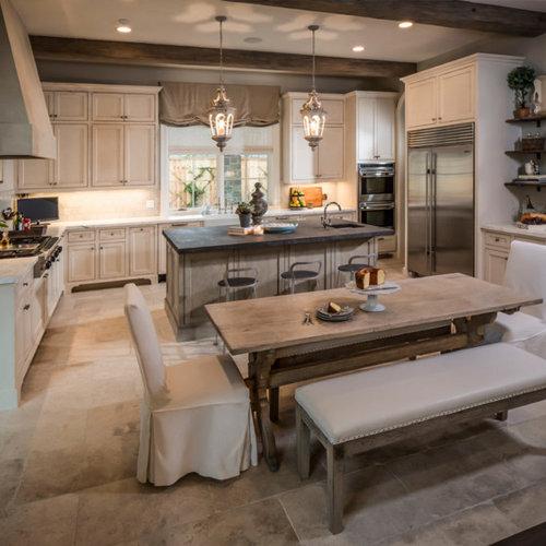 Emejing Cucina Rustica Con Isola Ideas - bakeroffroad.us ...
