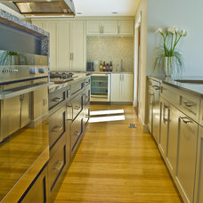 Contemporary Kitchen by Portal Design Inc