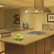 Contemporary Kitchen by Portal Design Inc