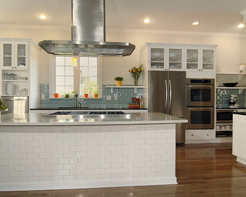 Refrigerator Next To Double Oven Ideas, Pictures, Remodel and Decor