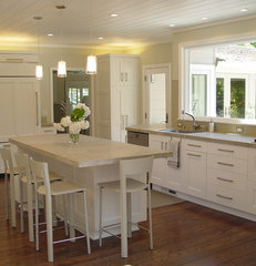 contemporary kitchen by Home Systems , Wendi Zampino