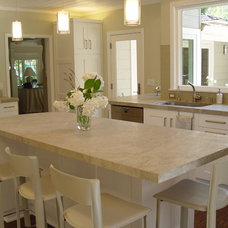 traditional kitchen by Home Systems , Wendi Zampino