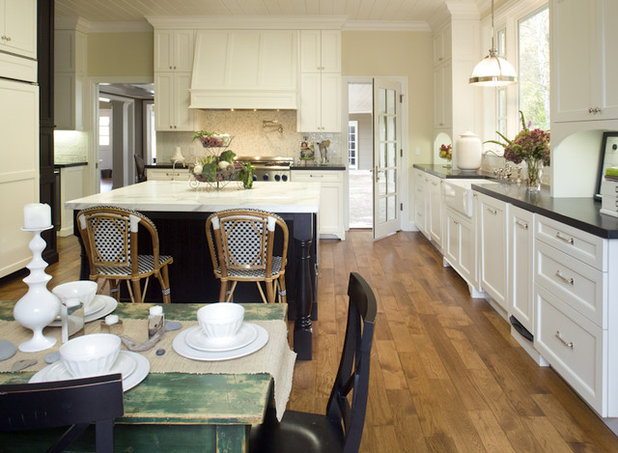 Traditional Kitchen By Amoroso Design
