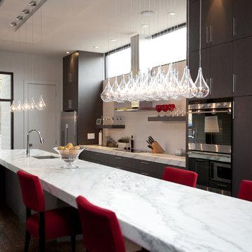 LaFrance Residence Kitchen
