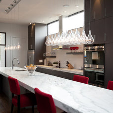 Contemporary Kitchen by Cablik Enterprises