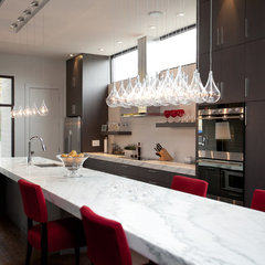 modern kitchen by Cablik Enterprises