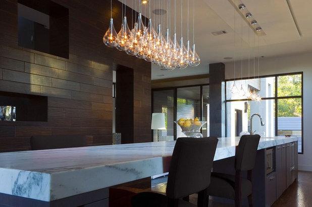 モダン キッチン by West Architecture Studio