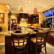 Contemporary Kitchen by Annette Denham Interiors