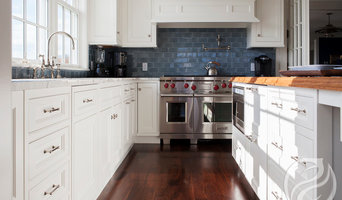 Dalton 275A Door Style, Nantucket, Massachusetts - Greenfield Cabinetry