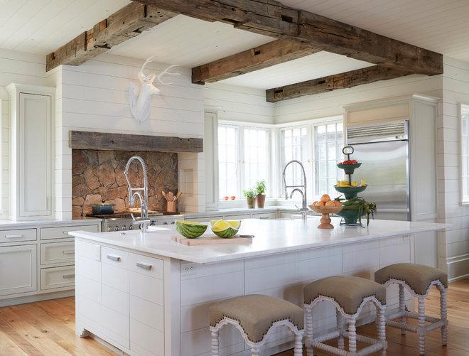 Beach Style Kitchen by Adams Gerndt Design Group