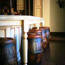 Mediterranean Kitchen by Summitt Forest Products