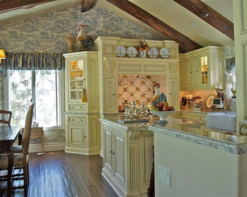French Kitchen Ideas, Pictures, Remodel and Decor
