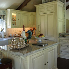 Traditional Kitchen by Sue Murphy Designs