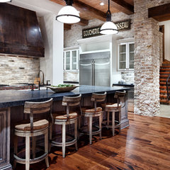 contemporary kitchen Lake Austin
