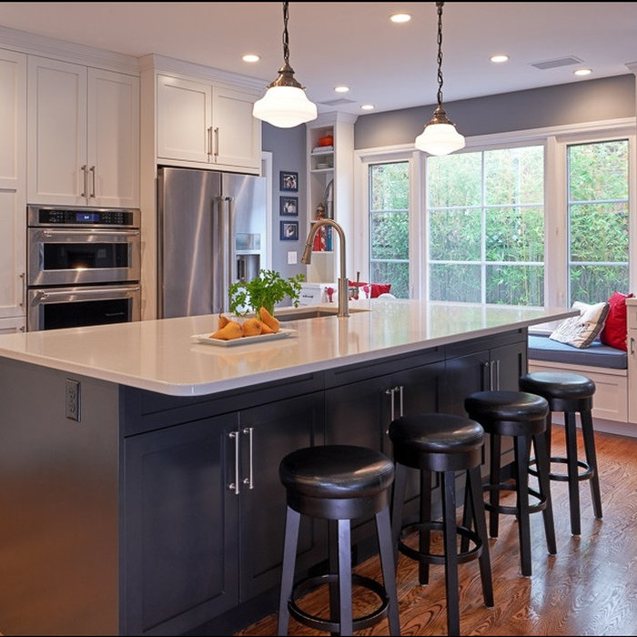 Lake Austin Kitchen