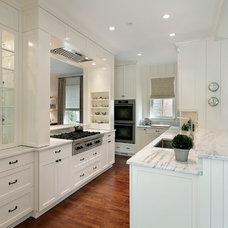 Traditional Kitchen by Fieldcrest Builders Inc