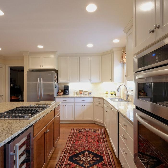 Mid-Century Kitchen Revamp
