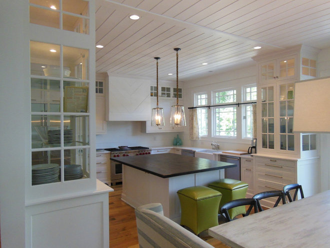 Traditional Kitchen by Providence Custom Homes, LLC