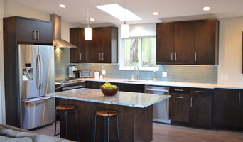 Lake City Contemporary Kitchen