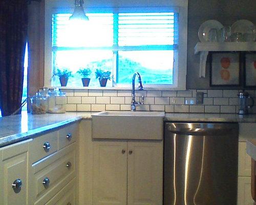 Lake Cottage Kitchen Remodel On A Budget