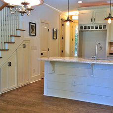 Traditional Kitchen by The Aldrich Group, LLC