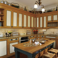 Traditional Kitchen by Slifer Designs