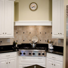 Traditional Kitchen by LaBonte Construction