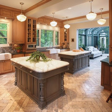 Traditional Kitchen by timothyj kitchen & bath, inc.