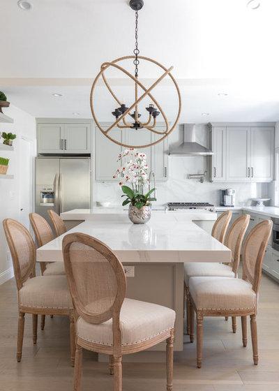 Contemporary Kitchen by 27 Diamonds Interior Design