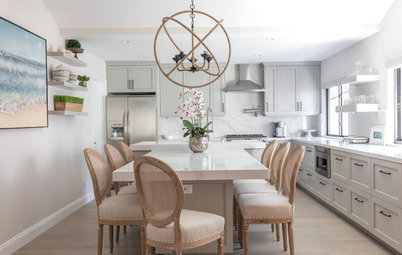 Before and After: 5 Kitchen Makeovers in 225 Square Feet or More
