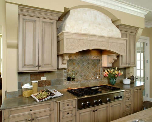 Stove Backsplash | Houzz