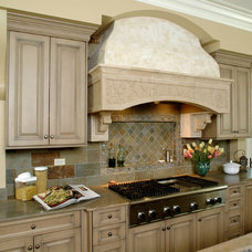 Traditional Kitchen by Fieldcrest Builders Inc