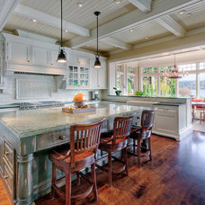 Traditional Kitchen by Whitney Architecture