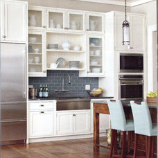 Transitional Kitchen by McNulty Design Group