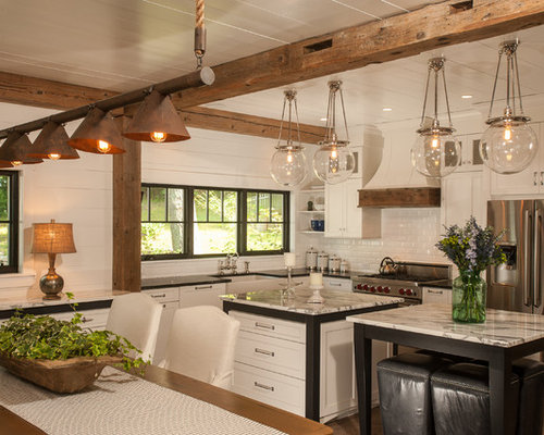 Rustic light fixtures home design ideas pictures remodel for Houzz rustic lighting