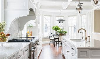 Lake Harriet Colonial - Kitchen