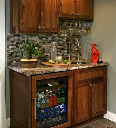 Mini Bar Kitchen: Mini Bar