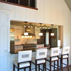 Eclectic Kitchen by Art of Design, Jennifer Copeland