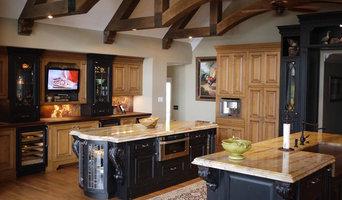 Lake House Kitchen 1