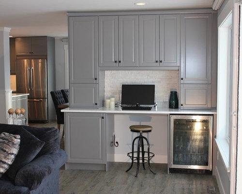 Edmonton kitchen design ideas renovations photos with for Kitchen cabinets 99 street edmonton